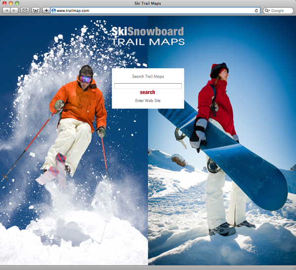 Ski Trail Maps